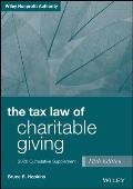 The Tax Law of Charitable Giving: 2020 Cumulative Supplement