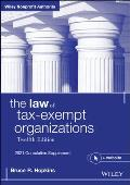 The Law of Tax-Exempt Organizations: 2021 Cumulative Supplement