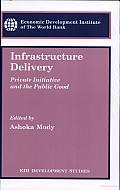 Infrastructure Delivery: Private Initiative and the Public Good