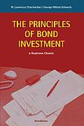 The Principles of Bond Investment