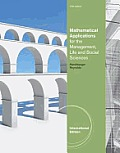 Mathematical Applications for the Management Life & Social Sciences 10th Ed International Ed