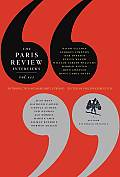 The Paris Review Interviews, Volume III