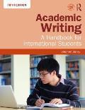 Academic Writing A Handbook For International Students