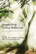 Researching Critical Reflection: Multidisciplinary Perspectives