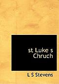 St Luke S Chruch