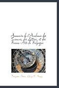 Annuaire de L'Academie Des Sciences, Des Lettres, Et Des Beaux-Arts de Belgique