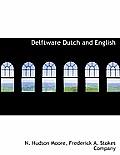 Delftware Dutch and English