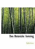 Den Botaniske Forening
