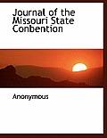 Journal of the Missouri State Conbention