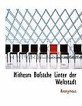 Mithesm Bofstche Linter Der Weftstadt