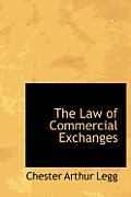 The Law of Commercial Exchanges