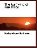 The Marrying of Ann Leete