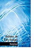 Archives de L'Art Fran Ais
