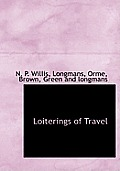 Loiterings of Travel