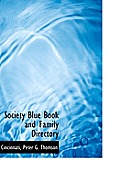 Society Blue Book and Family Directory