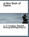 A New Book of Poems