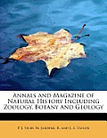 Annals and Magazine of Natural History Including Zoology, Botany and Geology