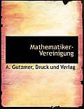 Mathematiker-Vereinigung