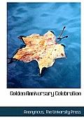 Golden Anniversary Celebration