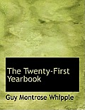 The Twenty-First Yearbook