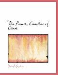 The Pioneer, Conmstinc of Cssans