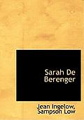 Sarah de Berenger