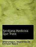 Sevillana Medicina Que Trata