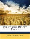 California Desert Trails