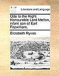 Ode to the Right Honourable Lord Melton, Infant Son of Earl Fitzwilliam.