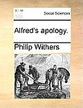 Alfred's Apology.