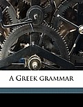 Greek Grammar (10 Edition)