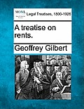 A Treatise on Rents.