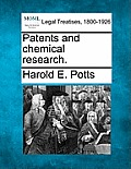 Patents and Chemical Research.