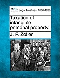 Taxation of Intangible Personal Property.