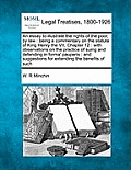 An Essay to Illustrate the Rights of the Poor, by Law: Being a Commentary on the Statute of King Henry the VII, Chapter 12: With Observations on the P