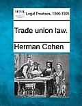 Trade Union Law.