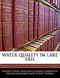 Water Quality in Lake Erie