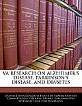 Va Research on Alzheimer's Disease, Parkinson's Disease, and Diabetes