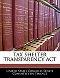 Tax Shelter Transparency ACT