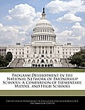 Program Development in the National Network of Partnership Schools: A Comparison of Elementary, Middle, and High Schools