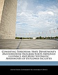 Combating Terrorism: State Department's Antiterrorism Program Needs Improved Guidance and More Systematic Assessments of Outcomes Facilitie