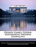 Olympic Games: Federal Government Provides Significant