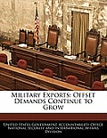 Military Exports: Offset Demands Continue to Grow