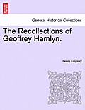 The Recollections of Geoffrey Hamlyn.