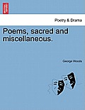 Poems, Sacred and Miscellaneous.
