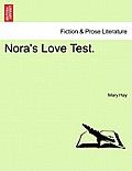 Nora's Love Test.