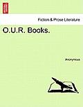 O.U.R. Books.