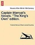 Captain Marryat's Novels. the King's Own Edition.