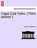 Cape Cod Folks
