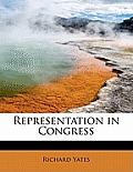 Representation in Congress